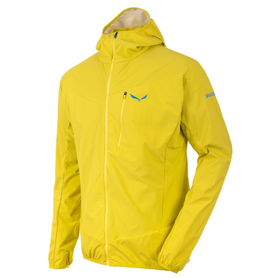 Salewa Pedroc Hybrid 2 Jacket - Kamille Yellow