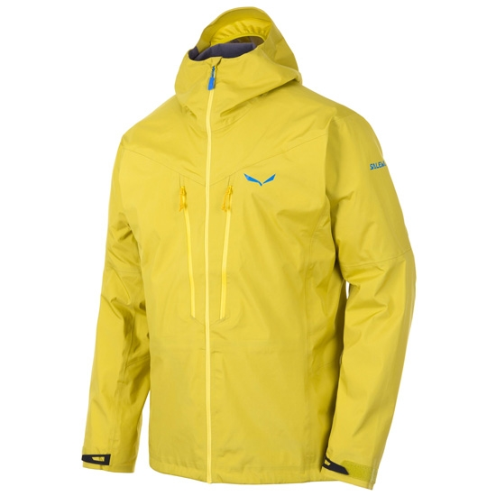 Salewa Pedroc GTX Active Jacket - Kamille Yellow