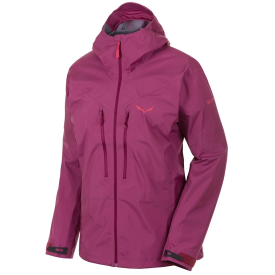 Salewa Pedroc GTX Active Jacket W - Red Onion