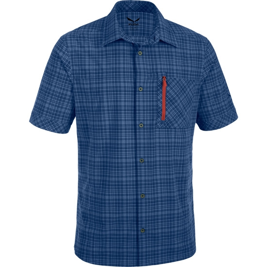 Salewa Isortoq 2.0 Dry M S/S Shirt - Talut Winter Night