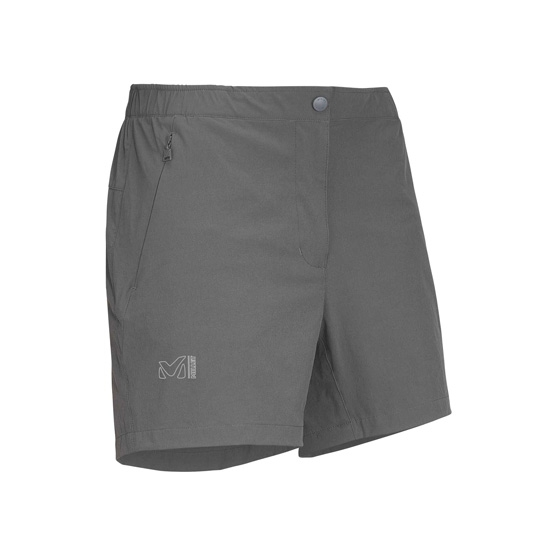 Millet Red Mount Stretch Short W - Tarmac