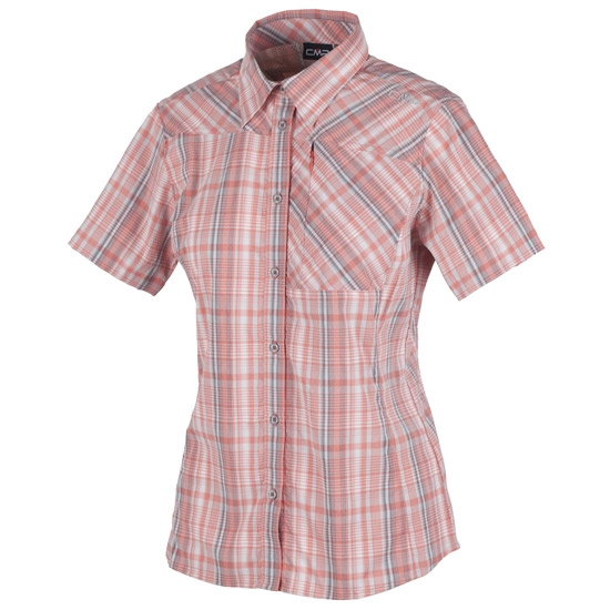 Campagnolo Shirt Coolmax W - Peach