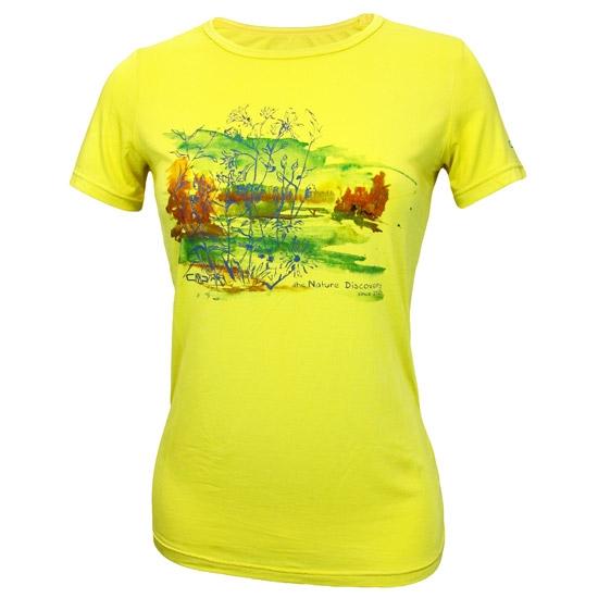 Campagnolo T-Shirt Bamboo W - Ambra