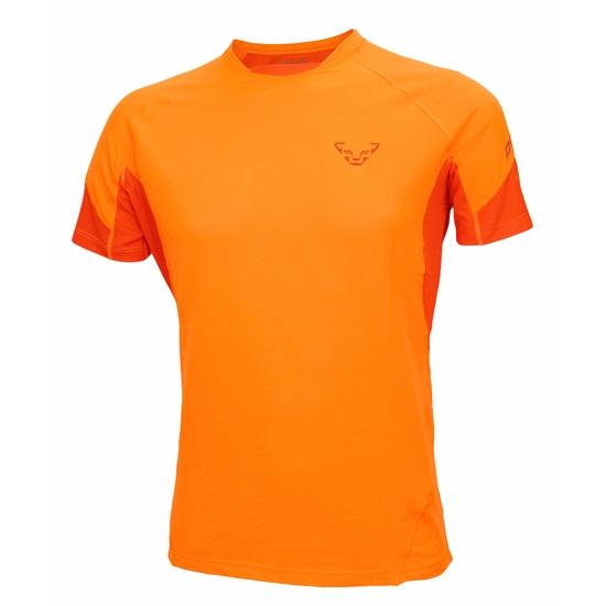 Dynafit Vertical S/S Tee - Fluo Orange