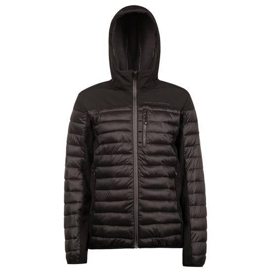 Protest Update Outerwear Jacket - True Black