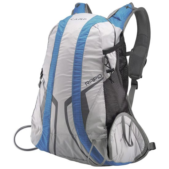 Camp Rapid 20 - White/Light Blue