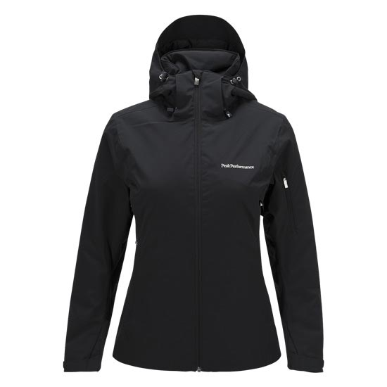 Peak Performance Anima Jacket W - Black