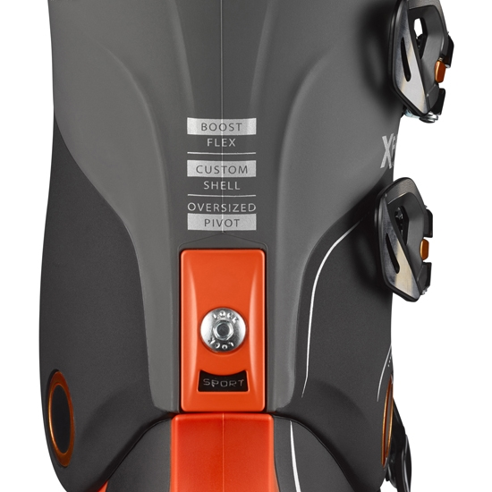 Salomon X Pro 130 Thermoformable - Photo of detail