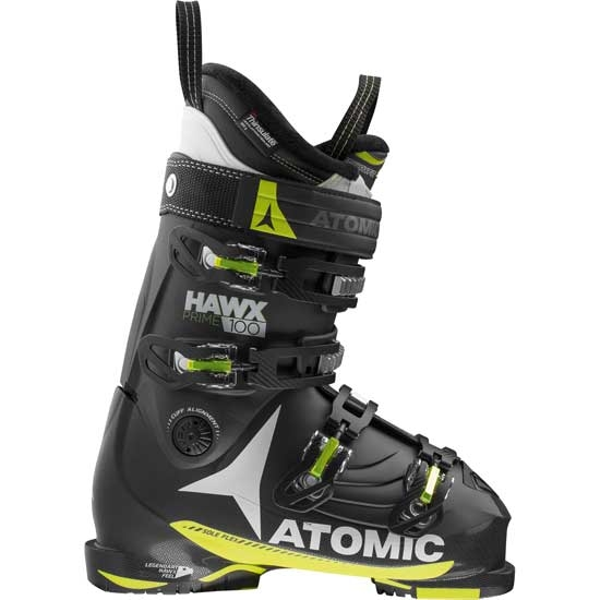 Atomic Hawx Prime 100 - Black/Lime/White