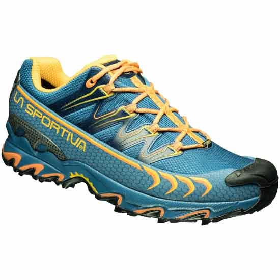 La Sportiva Ultra Raptor Gtx - Blue/Papaya