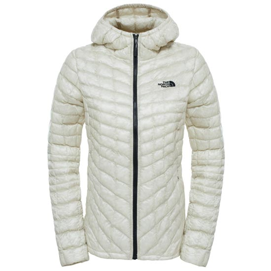 The North Face Thermoball Hoodie W - Vintage White
