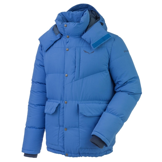 Salewa Puez Bering Down Jacket - Royal Blue