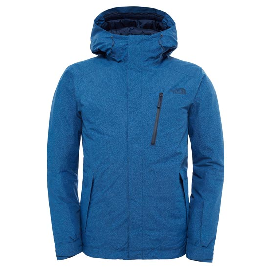 The North Face Descendit Jacket - Shady Blue Print