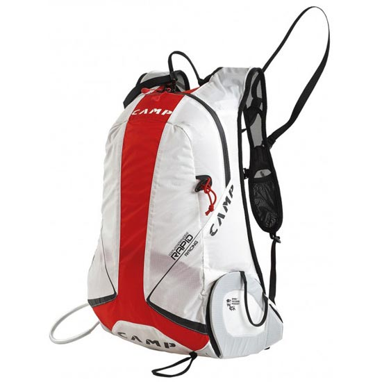 Camp Rapid Racing - White/Red