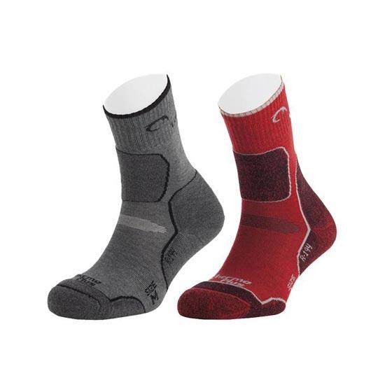 Lurbel Valle Pack Jr - Rojo/Negro