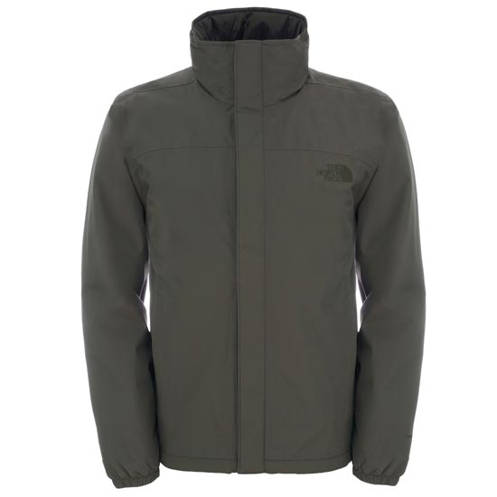The North Face Resolve Insulated Jacket - Climbing Ivy Green