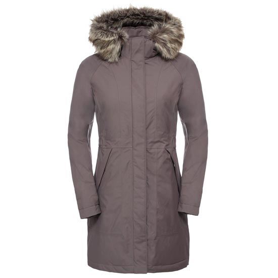 The North Face Arctic Parka W - Rabit Grey