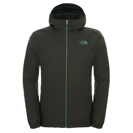 The North Face Quest Insulated Jacket - Rosin Green