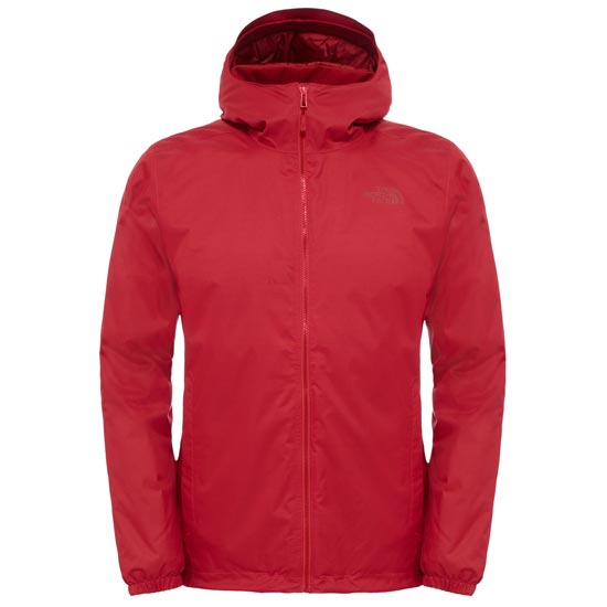 The North Face Quest Insulated Jacket - TNF Red Heather