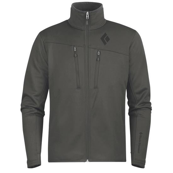 Black Diamond Tangent Jacket - Slate