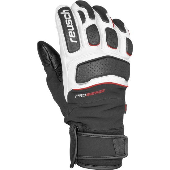 Reusch Reusch Profi SL - Black/White/Fire Red