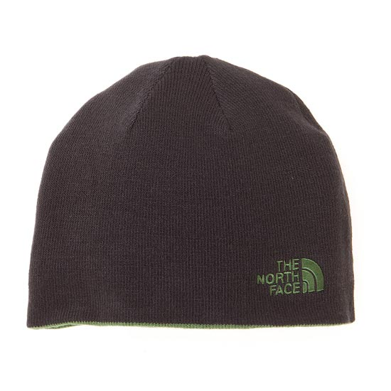 The North Face Reversible TNF Banner Beanie - Conifer Green
