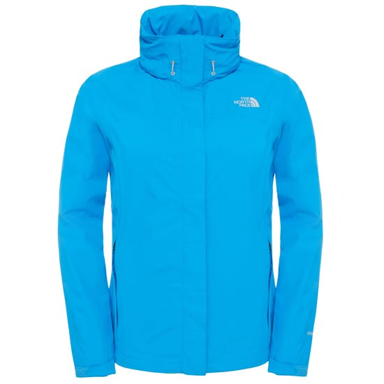 The North Face Sangro Jacket W - Clear Lake Blue
