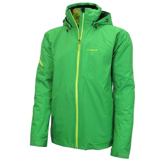 Trangoworld Sojezi Complet - Verde Clasico