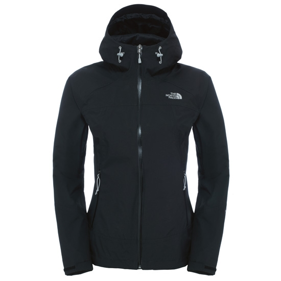The North Face Stratos Jacket W - TNF Black/TNF Black