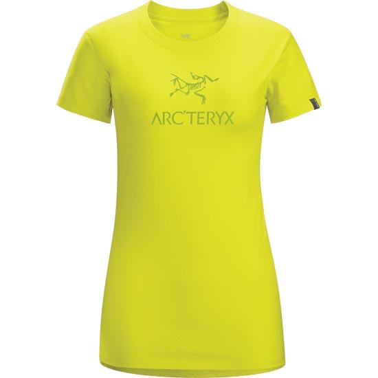 Arc'teryx Arc'word SS T-Shirt W - Euphoria