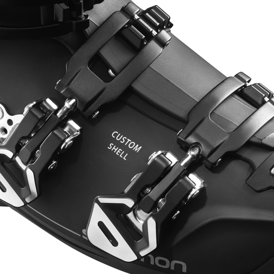 Salomon X Pro 100 Thermoformable - Photo of detail