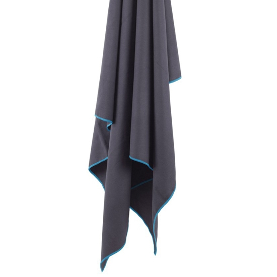 Lifeventure SoftFibre Light Towel - Grey