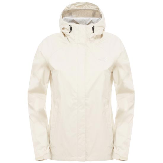The North Face Venture Jacket W - Vintage White