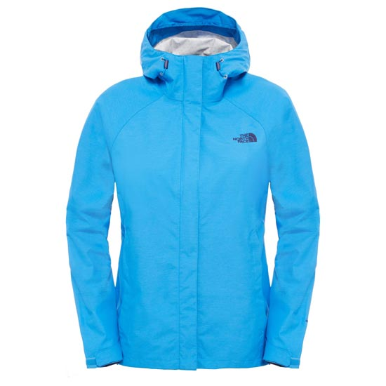 The North Face Venture Jacket W - Clear Lake Blue Heather