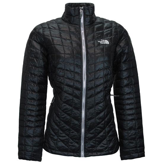The North Face Thermoball Jacket W - Black Nickel