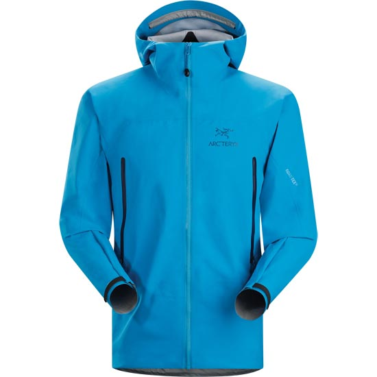 Arc'teryx Zeta AR Jacket - Adriatic Blue
