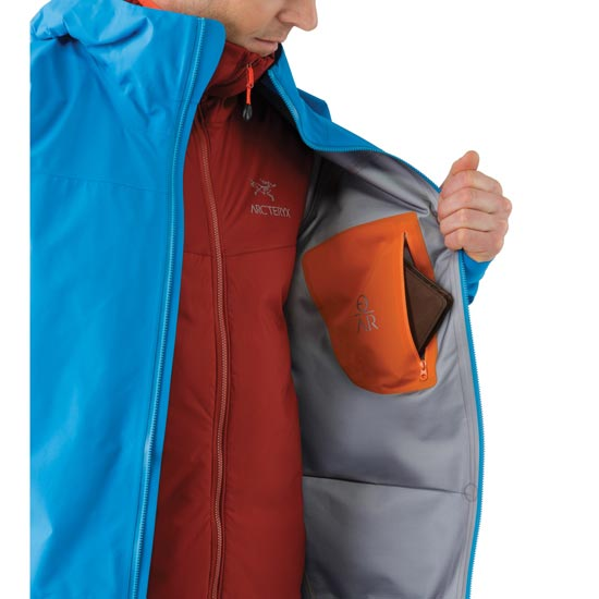 Arc'teryx Zeta AR Jacket - Photo de détail
