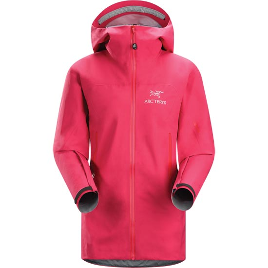 Arc'teryx Zeta AR Jacket W - Passion Pink