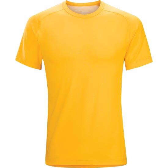 Arc'teryx Captive T-Shirt - Saffron
