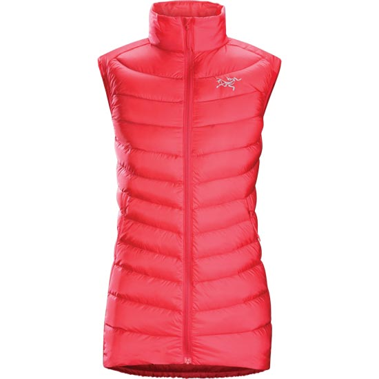 Arc'teryx Cerium LT Vest W - Pink Guava