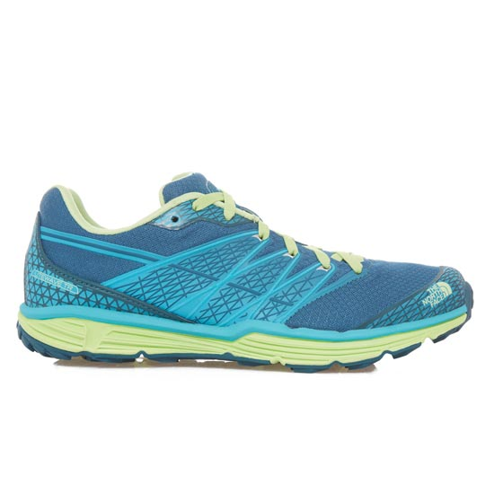 The North Face Litewave Tr W - Blue Coral/Budding Green