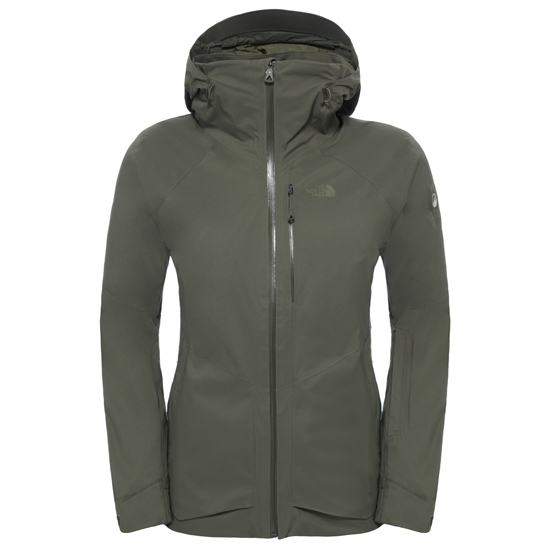The North Face Sickline Insulated Jacket W - Grape Leaf