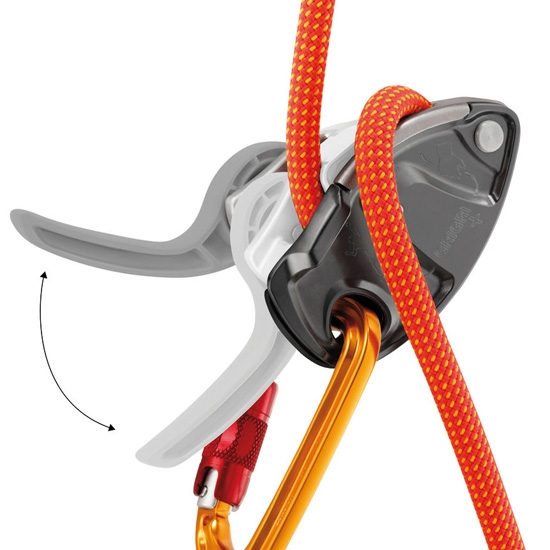 Petzl Grigri + - Photo of detail