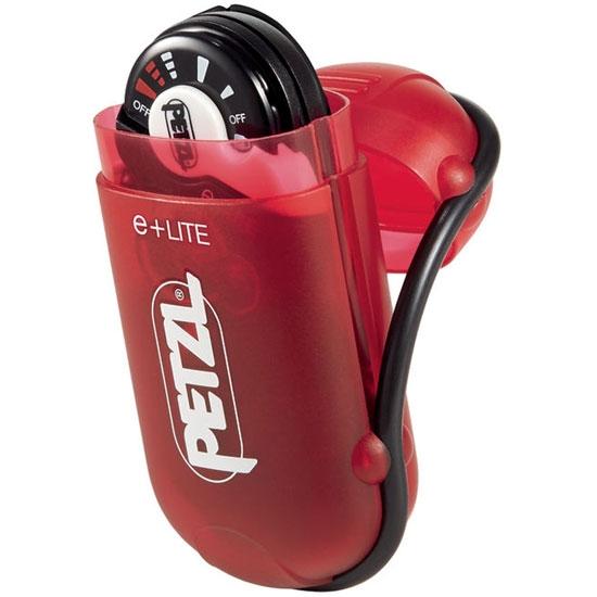 Petzl E+Lite 30 lm - Foto de detalle