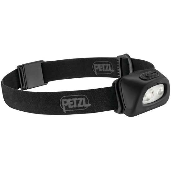 Petzl Tactikka + 250 lm Negro - Negro