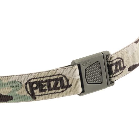 Petzl Tactikka + 250 lm - Foto de detalle