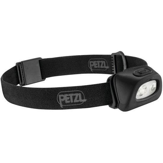 Petzl Tactikka + RGB 250 lm - Negro