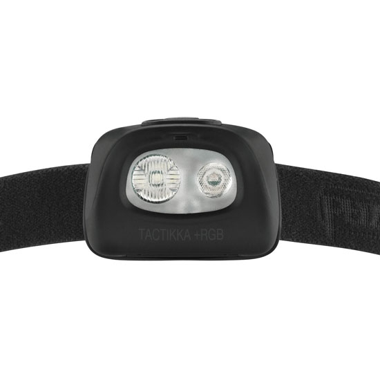 Petzl Tactikka + RGB 250 lm - Photo de détail