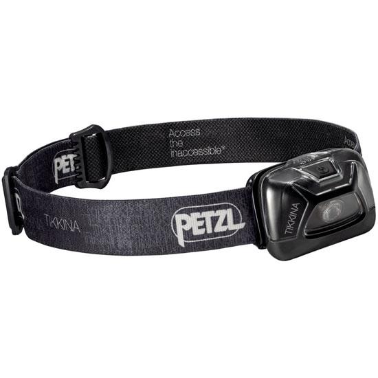 Petzl Tikkina 150 lm - Negro