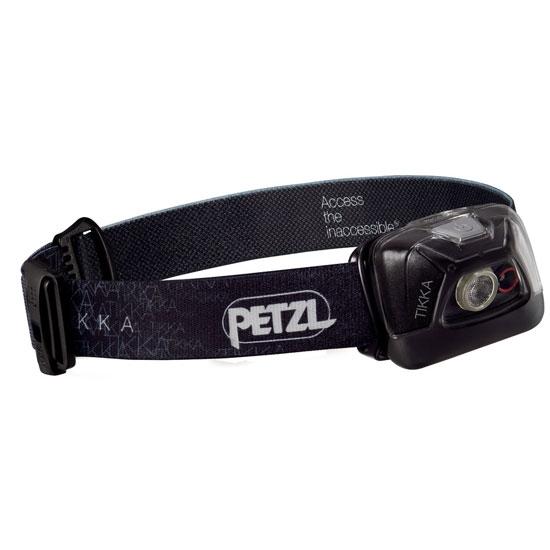 Petzl Tikka 200 lm - Negro